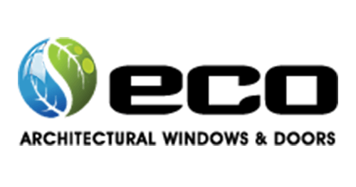eco architectural windows doors logo