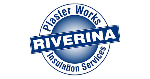 riverina plaster works logo