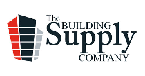 the building supply company logo