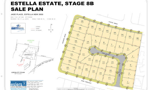 Estella Estate 8B